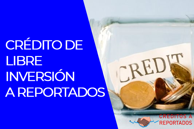 Crédito de libre inversión